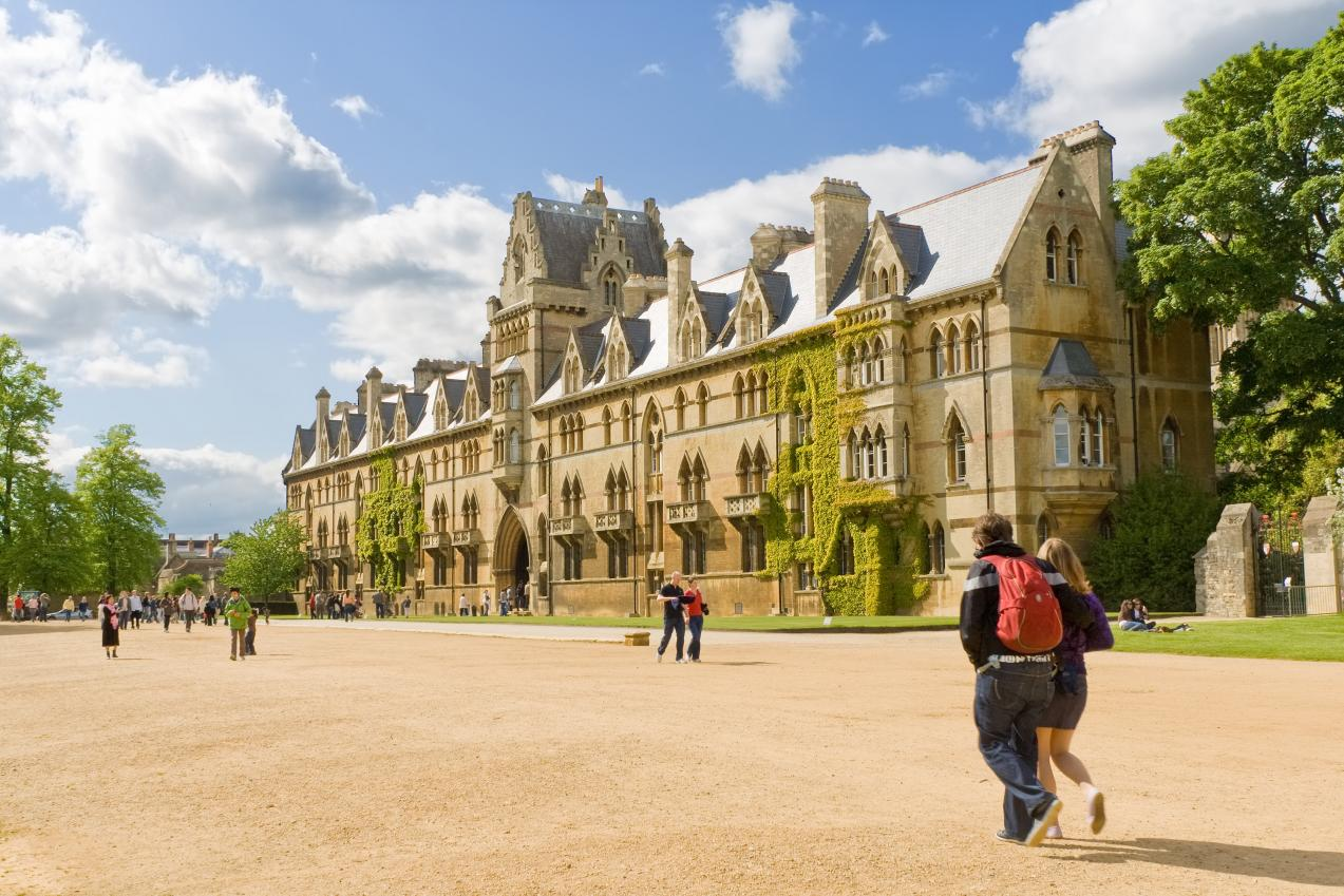 AILS - Angleterre - Oxford